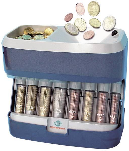 Dávkovač a třídič mincí