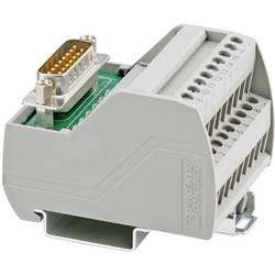 Modul rozhraní Phoenix Contact VIP-2/SC/D15SUB/F/LED, 1 ks