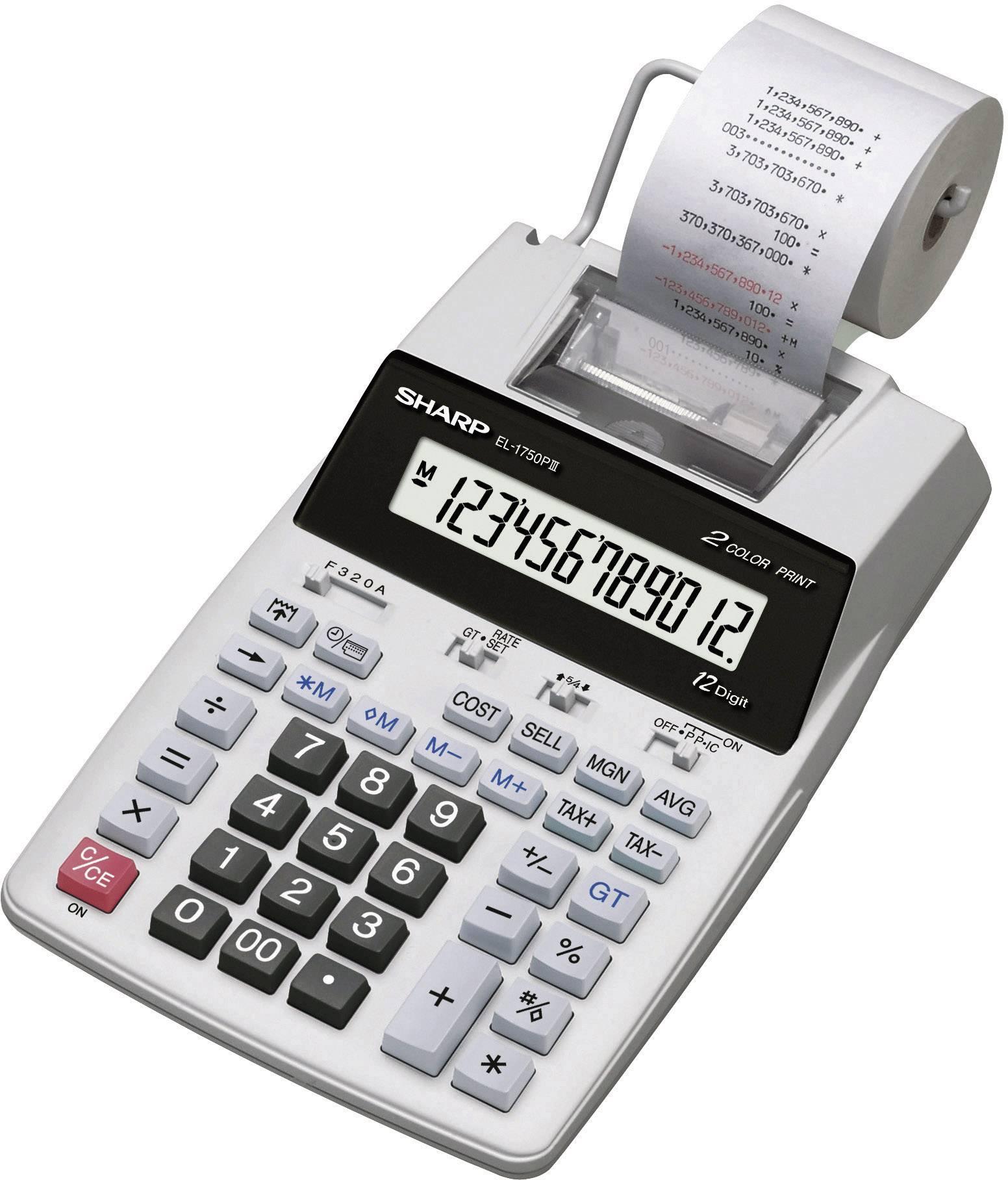 Kalkulačky a pokladny