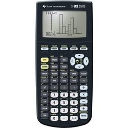 Texas Instruments TI-82 STATS grafický počítač modrá Displej (počet míst): 16 na baterii (š x v x h) 89 x 26 x 186 mm