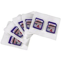 Pouzdro na paměťové karty Hama 95950 paměťová karta SD bílá