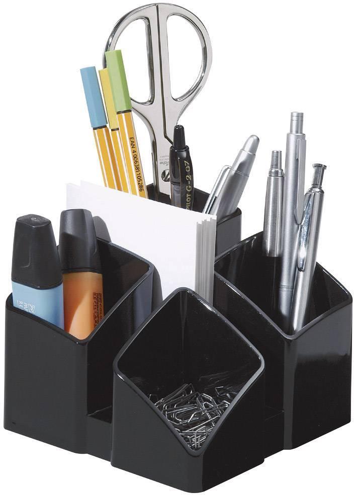 Držák na tužky Scala, černý