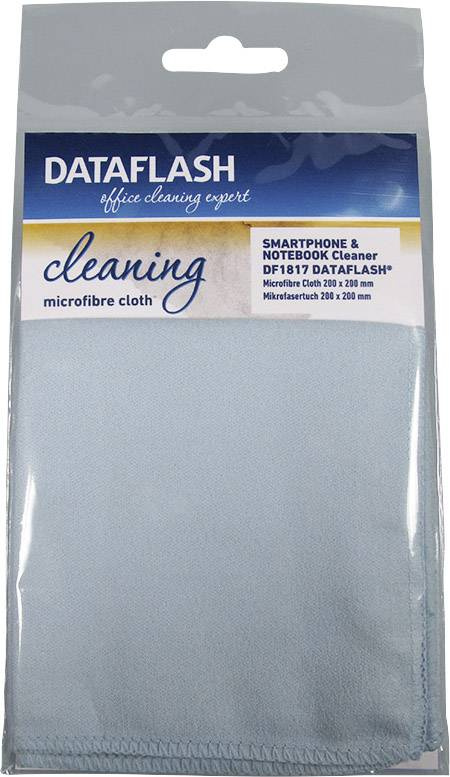 Čisticí ubrousek z mikrovláknana notebook DataFlash DF1817