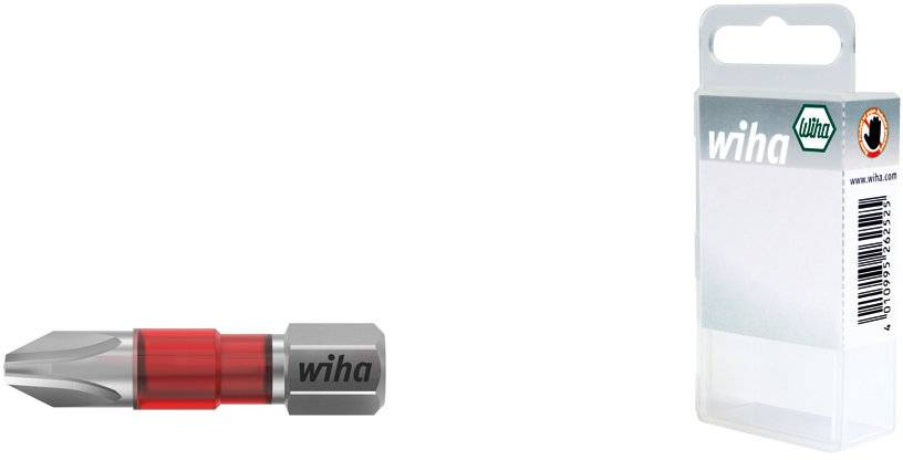 Krížový bit Wiha MaxxTor 7011 M9T 36813, 29 mm, nástrojová oceľ, 1 ks