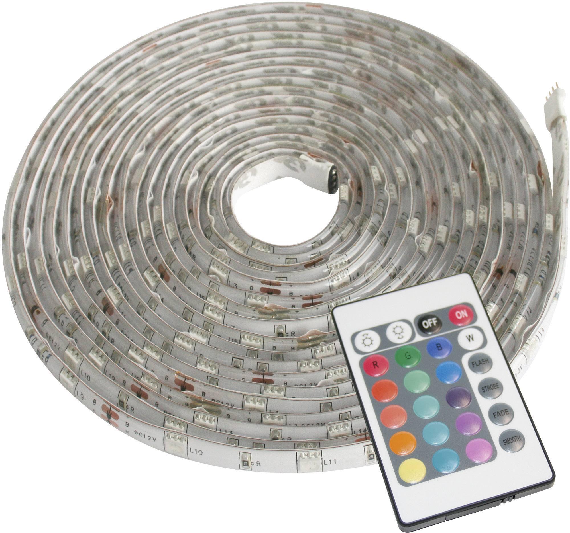 Vnútorné dekoratívne svetlá RGB LED strips