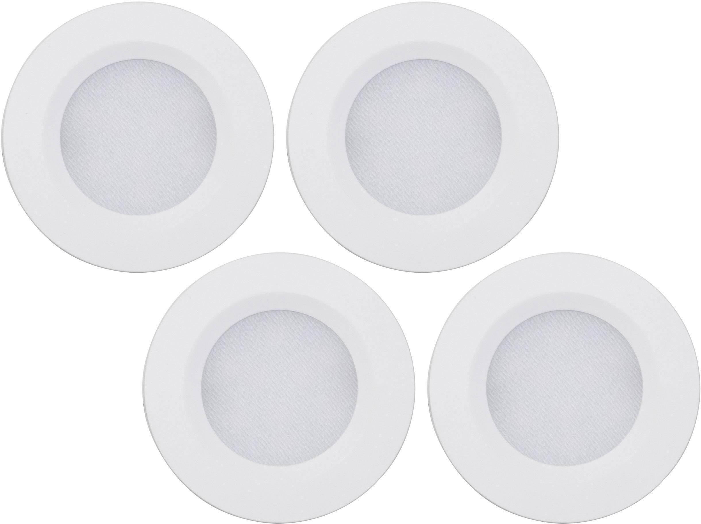 Nástěnné LED svítidlo Müller Licht, 57009, RGB, 4 kusy