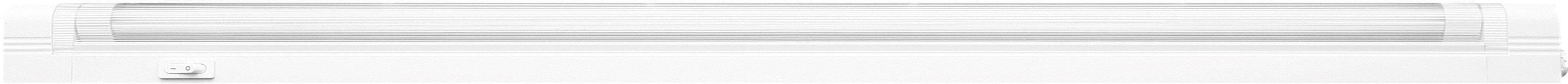 LED podhľadové svetlo Müller Licht 51904, 9 W, 90.5 cm, neutrálne biela, biela