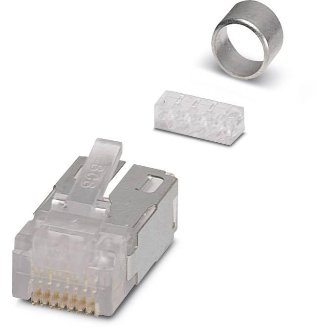 Dátový zástrčkový konektor pre senzory - aktory Phoenix Contact VS-08-ST-RJ45 1688573, 5 ks