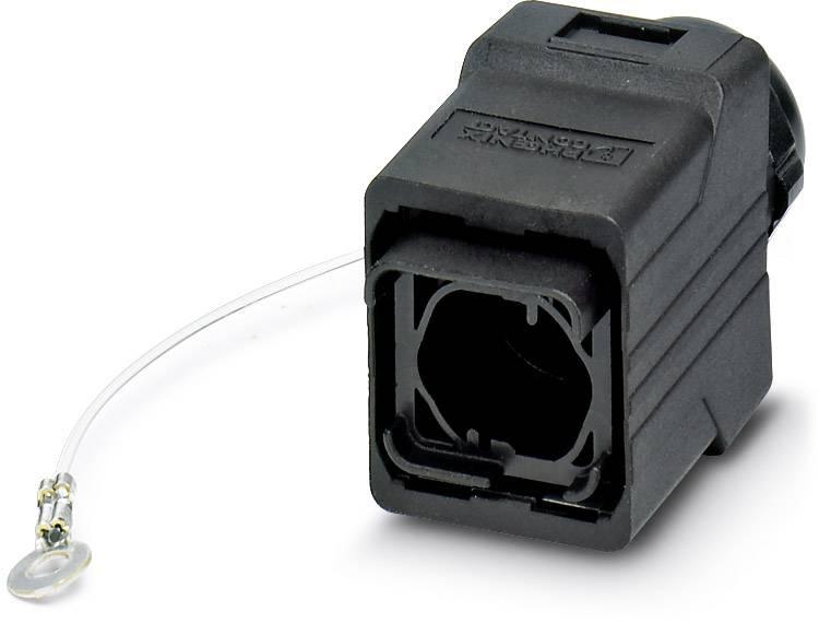 Neupravený zástrčkový konektor pre senzory - aktory Phoenix Contact VS-PPC-C1-PC67-POBK 1608155, 1 ks