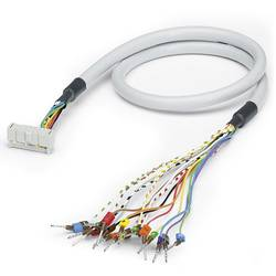 Cable CABLE-FLK16/OE/0,14/ 2,5M Phoenix Contact CABLE-FLK16/OE/0,14/ 2,5M 2318169, 1 ks