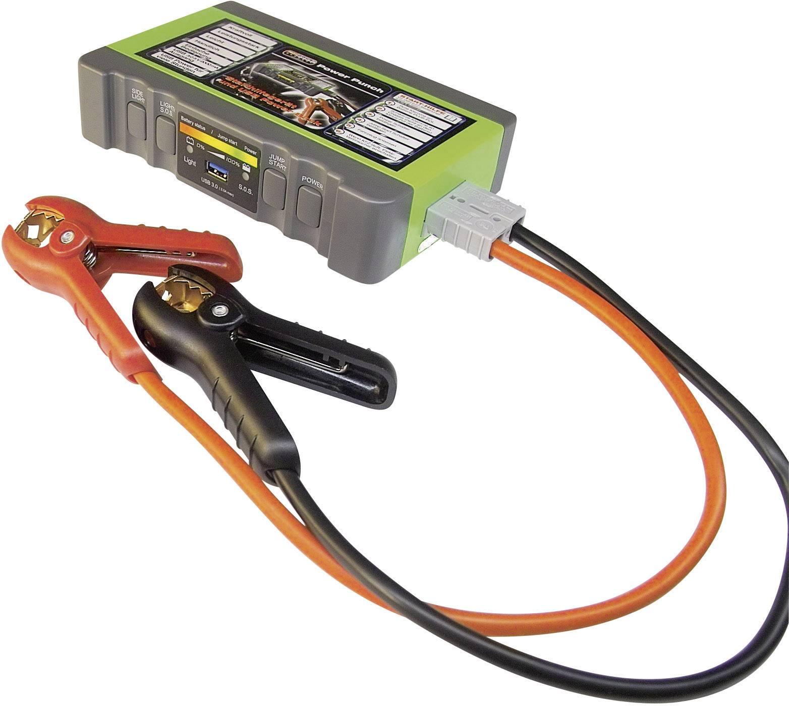 Systém na rýchle štartovanie auta Profi Power Mini Jump JPR2600