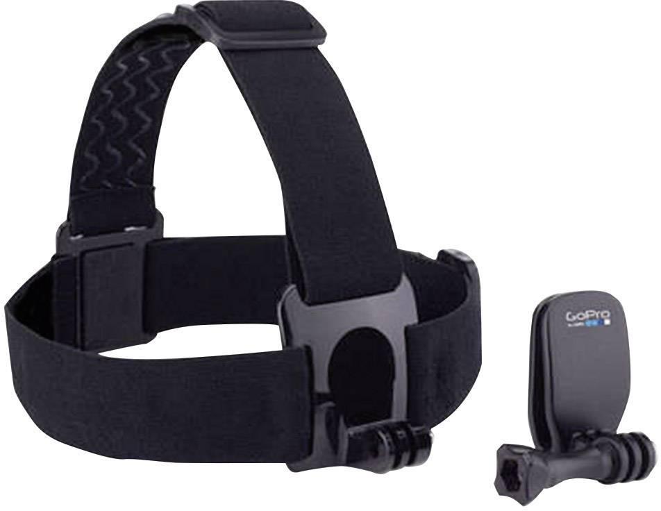Čelenka s držiakom na akčnú kameru GoPro Headstraps Quick Clip ACHOM-001 vhodné pre GoPro