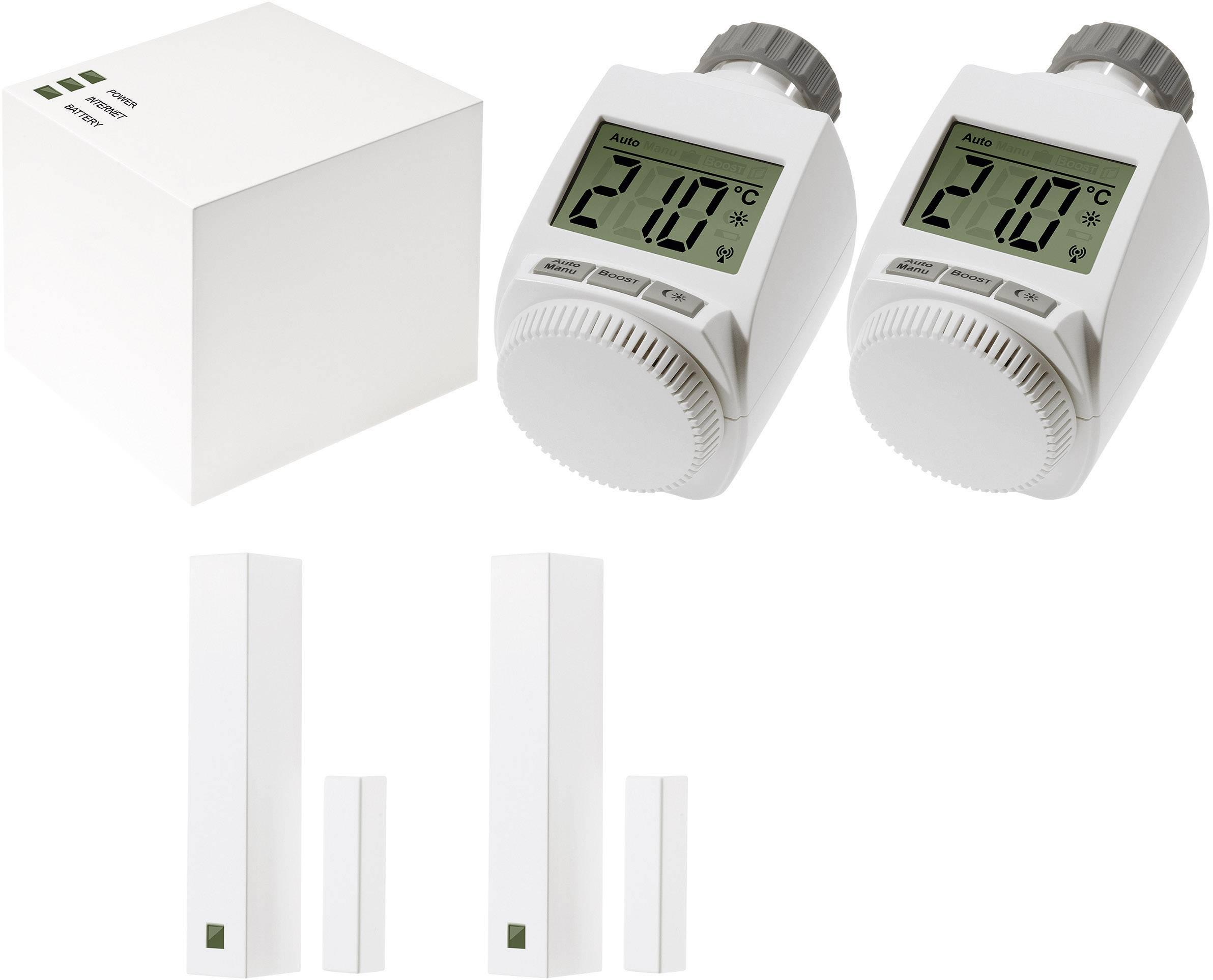 Ovládajte vykurovanie svojho domu bezdrôtovo so systémom MAX!