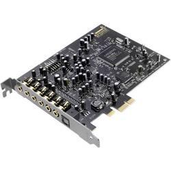 7.1 interní zvuková karta Sound Blaster SoundBlaster Audigy RX PCIe x1 digitální výstup, externí konektor na sluchátka