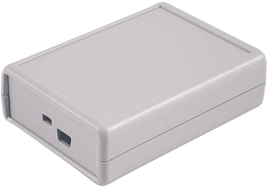 Pouzdro Hammond Electronics 1593HAMFREE1GY, (d x š x v) 92 x 66 x 28 mm, šedá