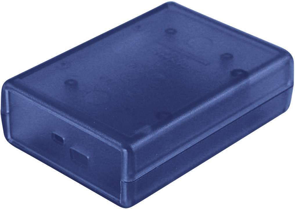 Pouzdro Hammond Electronics 1593HAMFREE1TBU, (d x š x v) 92 x 66 x 28 mm, modrá