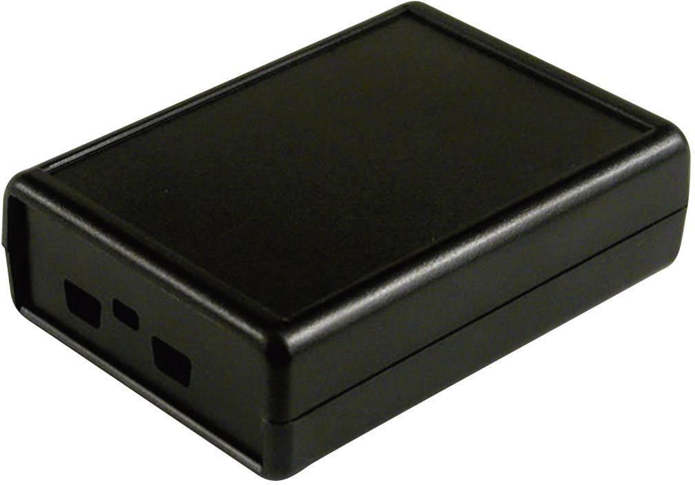 Pouzdro Hammond Electronics 1593HAMFREE2BK, (d x š x v) 92 x 66 x 28 mm, černá