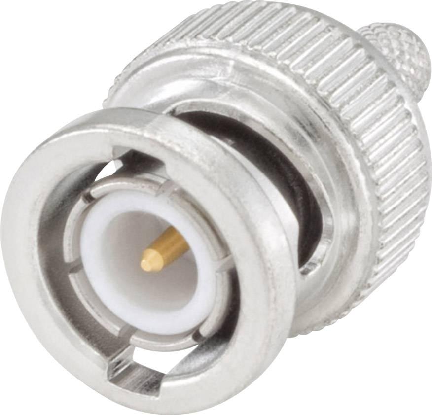 BNC konektor zástrčka, rovná Rosenberger 51S107-106N5, 50 Ohm, 1 ks