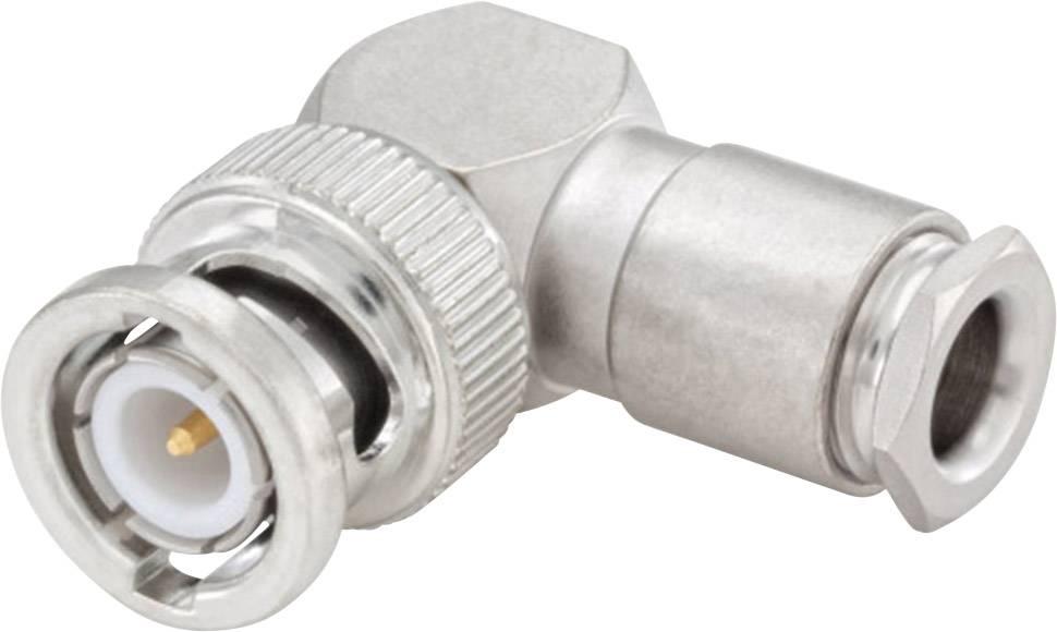 BNC konektor zástrčka, zahnutá Rosenberger 51S201-006N5, 50 Ohm, 1 ks