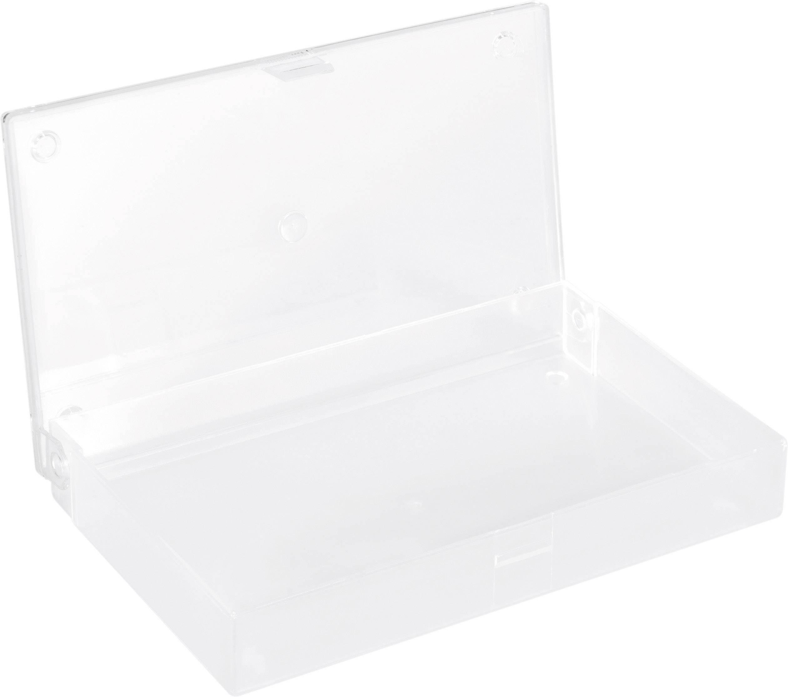 Krabička na drobné súčiastky 800000, priečinkov: 1, 164 x 31 x 101