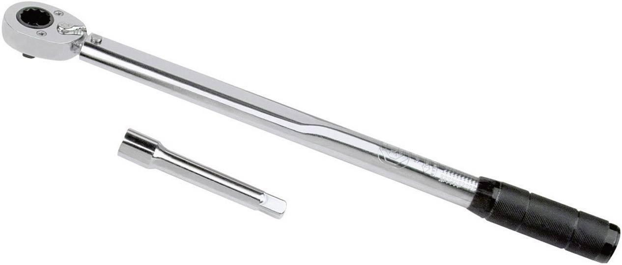 Momentový klíč Brüder Mannesmann, 183A, 12,5 mm, 42 - 210 Nm