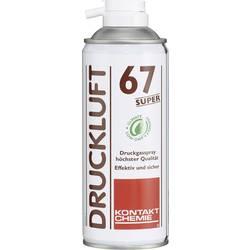 Sprej se stlačeným plynem nehořlavý Kontakt Chemie DRUCKLUFT 67 SUPER 33191-DE, 400 ml
