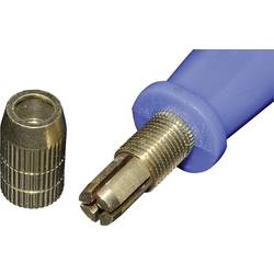 Upínací rukojeť jehlových pilníků 2,9 - 3,9 mm