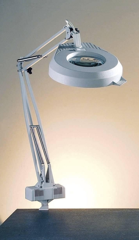 Dílenské osvětlení, lupy a montážní lampy