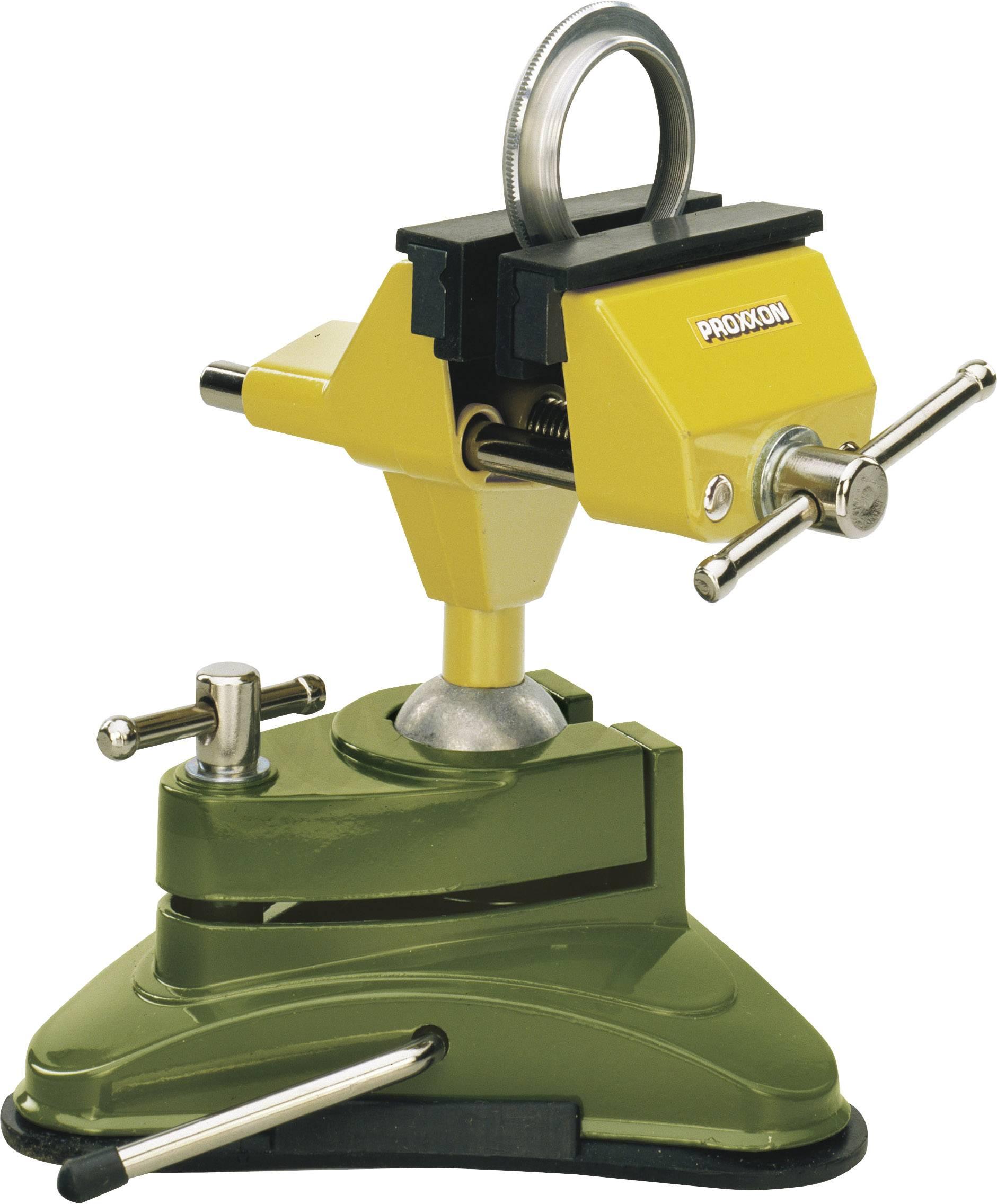 Zverák na jemnou mechaniku Proxxon Micromot FMS 75 28 602, Rozpätie (max.): 70 mm