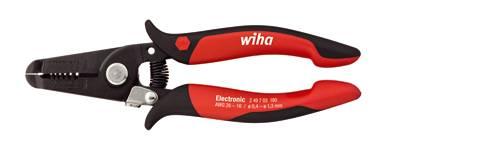 Odizolovacie kliešte Wiha Electronic 33472, prierez AWG 16 do 26 mm