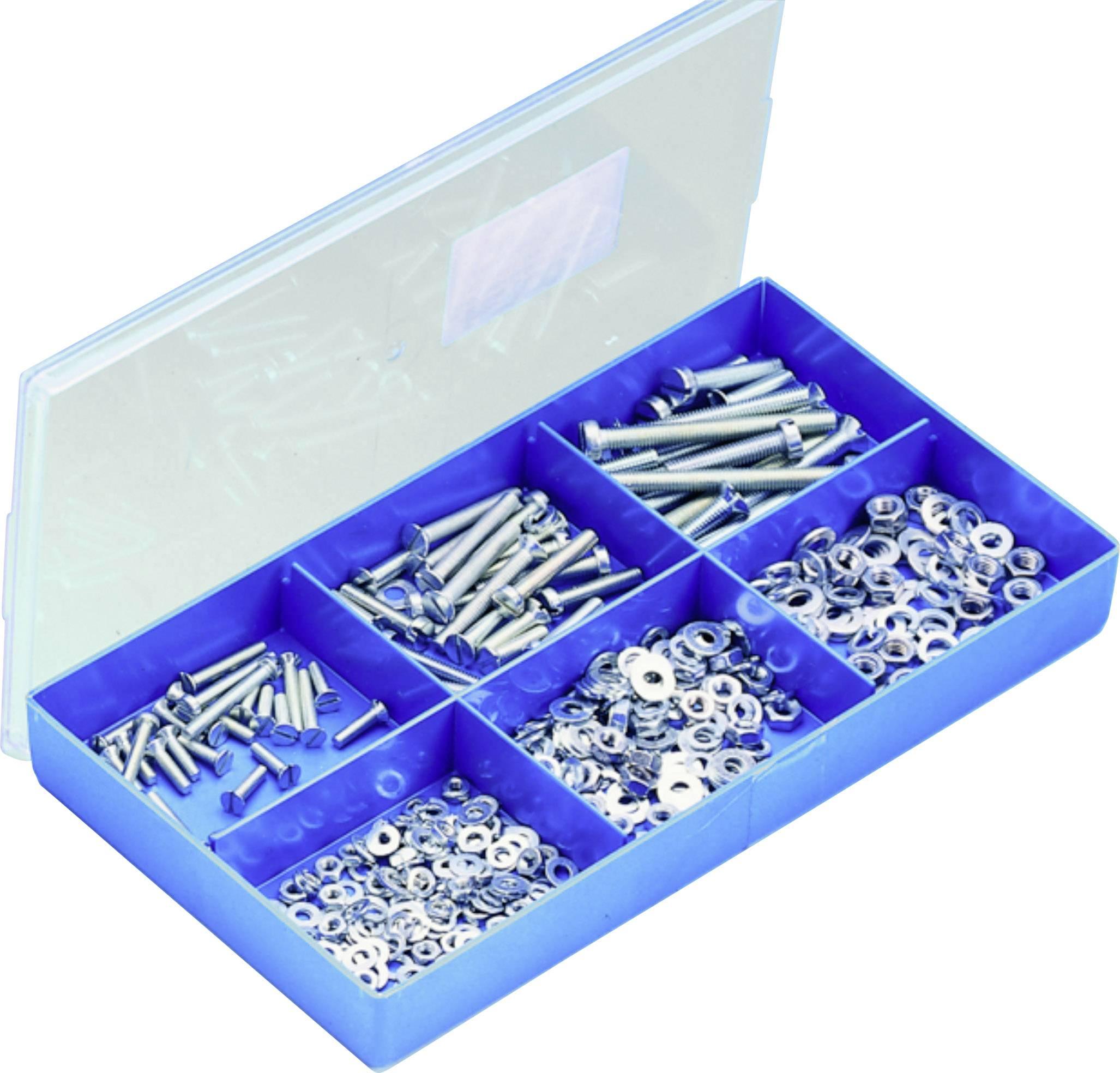 400 - dielny sortiment metrických skrutiek