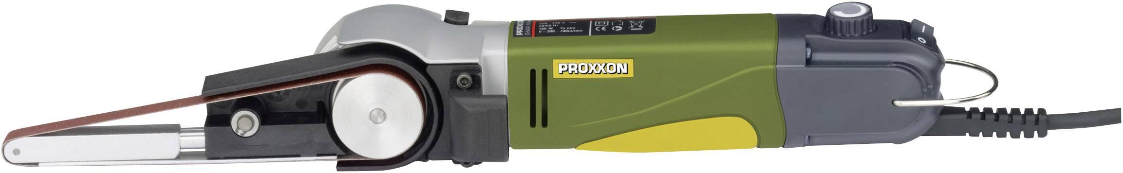 Pásová brúska Proxxon Micromot BSL 220/E 28536, 100 W