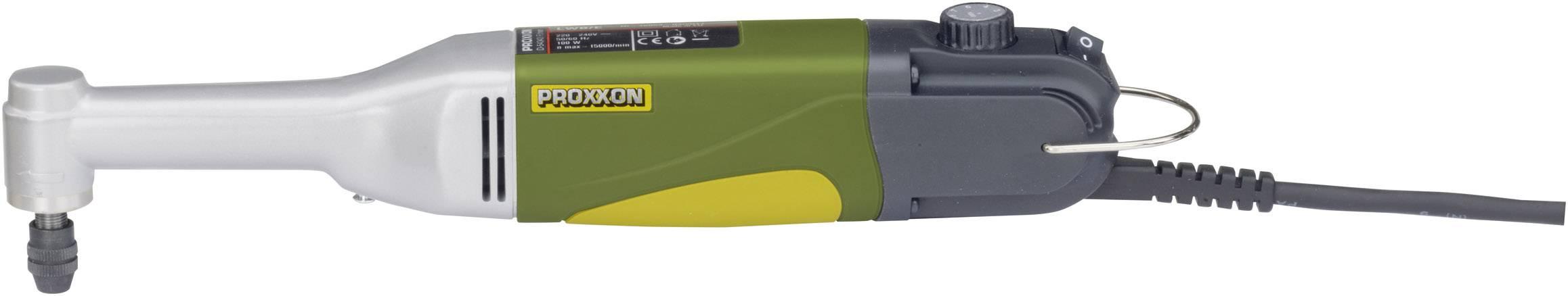 Úhlová vrtačka s dlouhým krkemProxxon Micromot LWB/E, 100 W