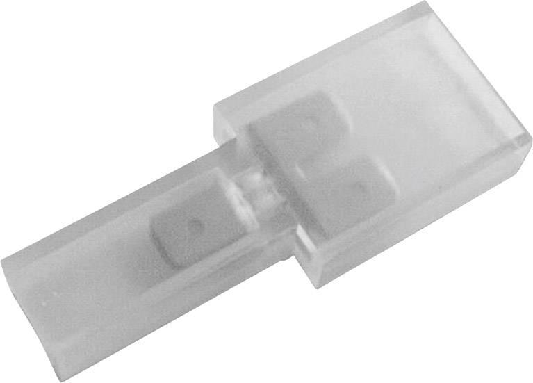3pólový plochý konektor 322012, transparentní