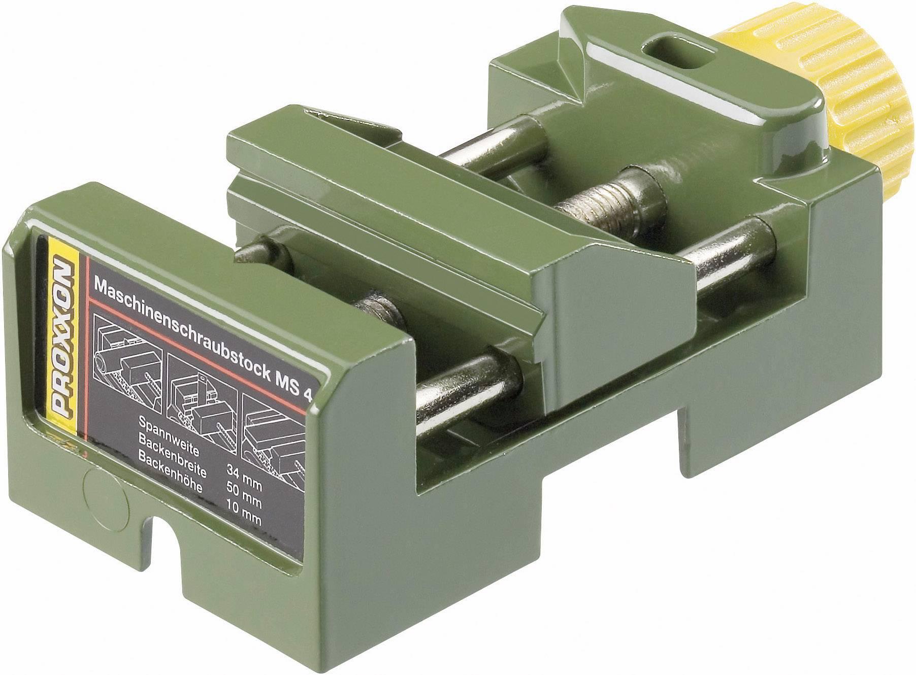 Zverák Proxxon Micromot 28132, Rozpätie (max.): 34 mm