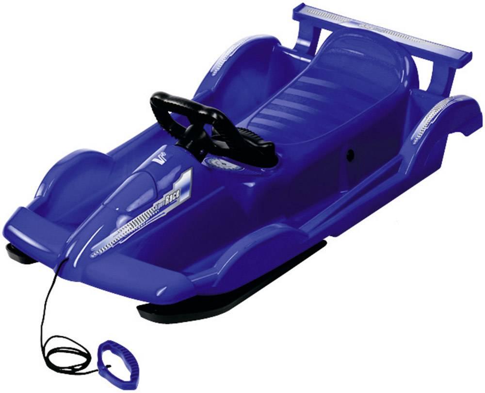 Sportovní dětské boby AlpenGaudi Racer, modrá