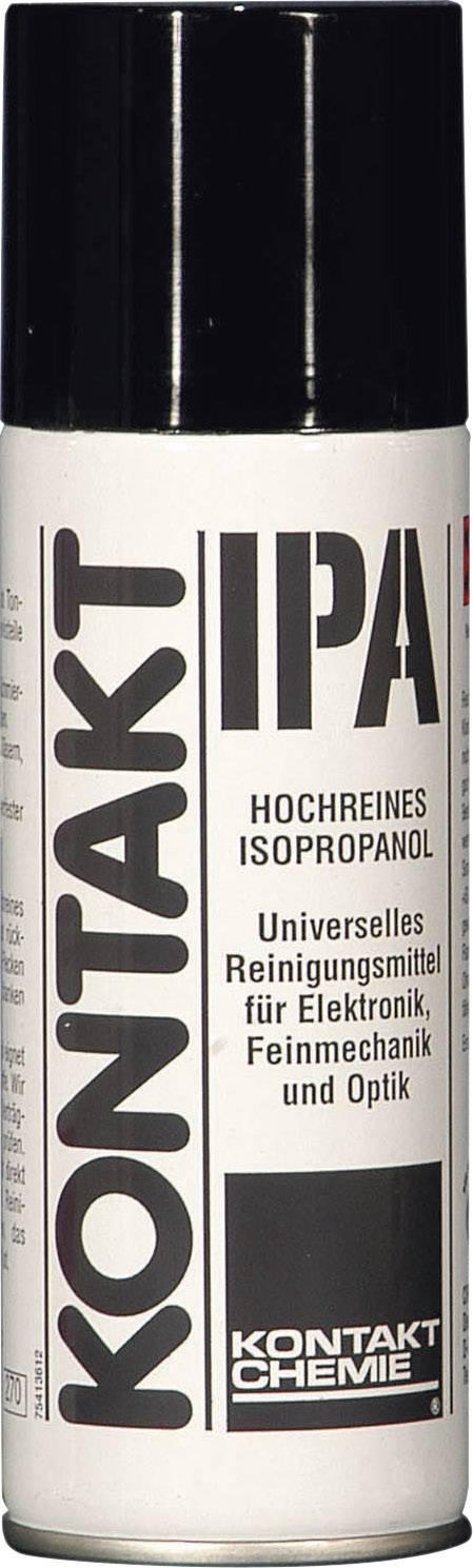 Univerzální čistič na optiku CRC Kontakt Chemie KONTAKT IPA 77109-AA, 200 ml