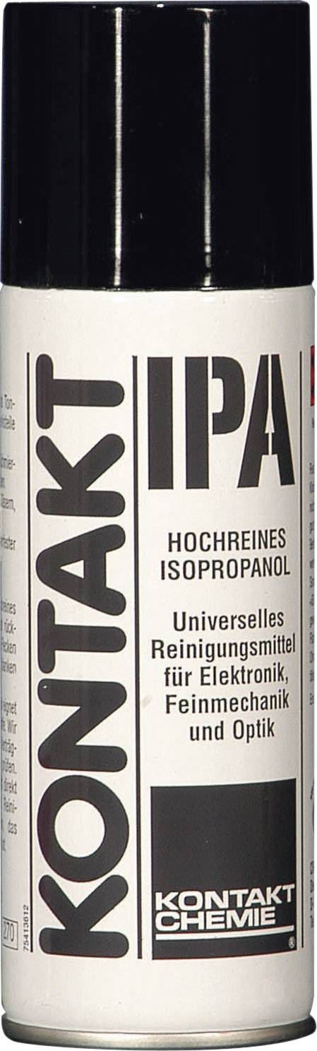 Univerzální čistič na optiku Kontakt Chemie KONTAKT IPA 77109-AA, 200 ml