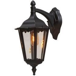 Vonkajšie osvetlenie Konstsmide Firenze 7212-750, E27, 100 W, hliník, čierna