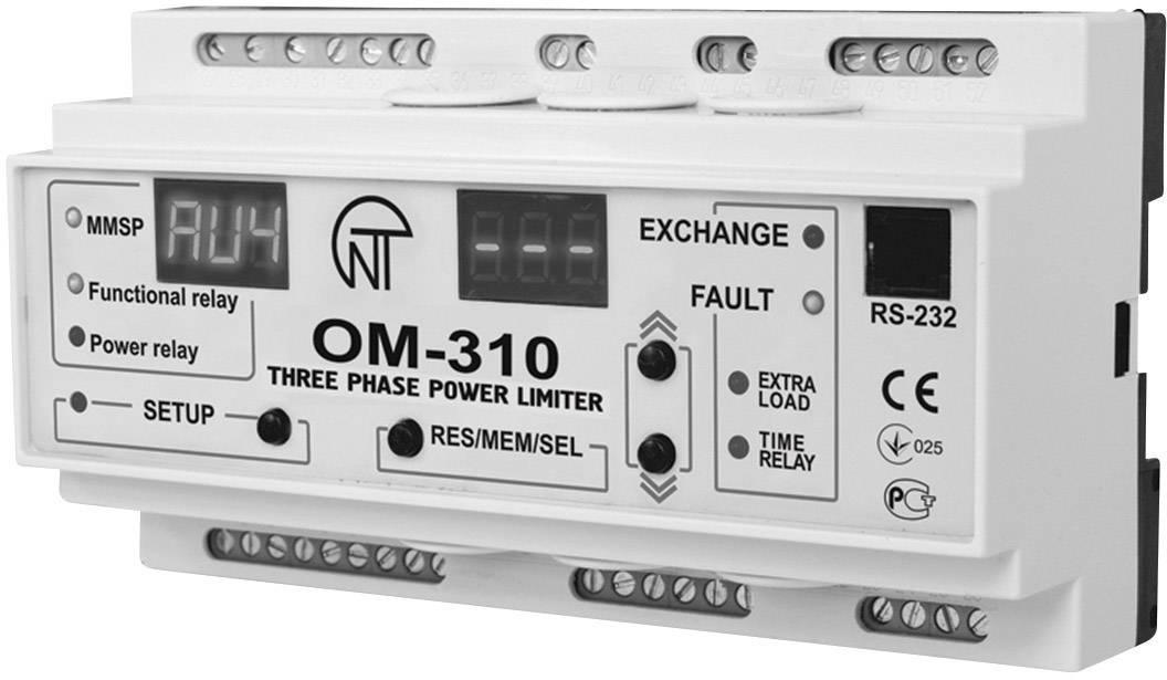 3fázový výkonový omezovač Novatek OM-310