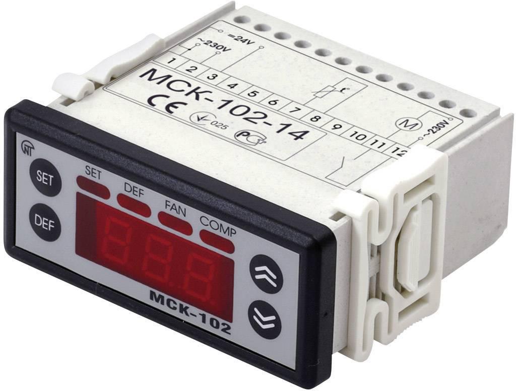 Riadiace relé Novatek MSK-102-1 MSK-102-1, Vstupy merania 1 NTC Sensor