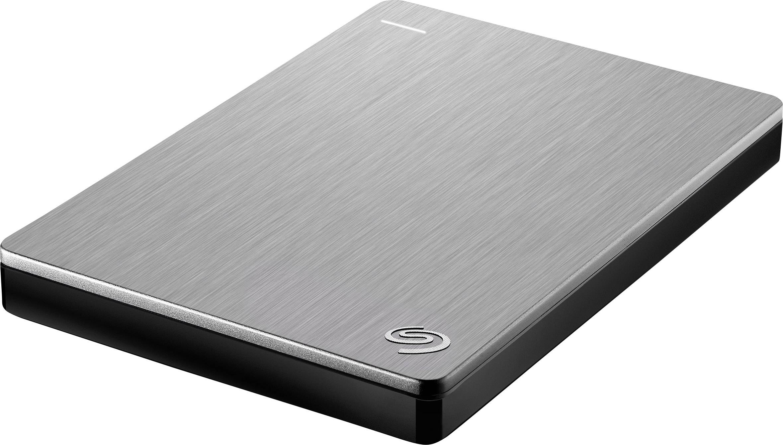 "Externí HDD 6,35 cm (2,5"") Seagate Backup Plus, 2 TB, USB 3.0, stříbrná"
