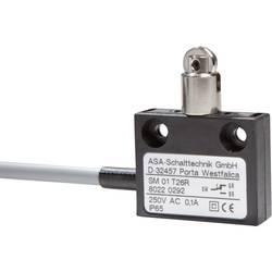 Mikrospínač s rolnou ASA Schalttechnik 80220292.CO, 250 V/AC, 0.1 A, IP65
