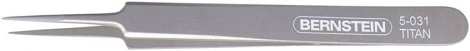 Jemná pinzeta Bernstein 5-031, 110 mm