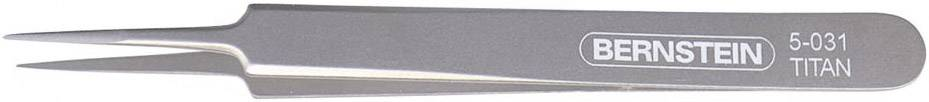 Pinzeta titanová - hodinářská BERNSTEIN 110 mm, 9 g