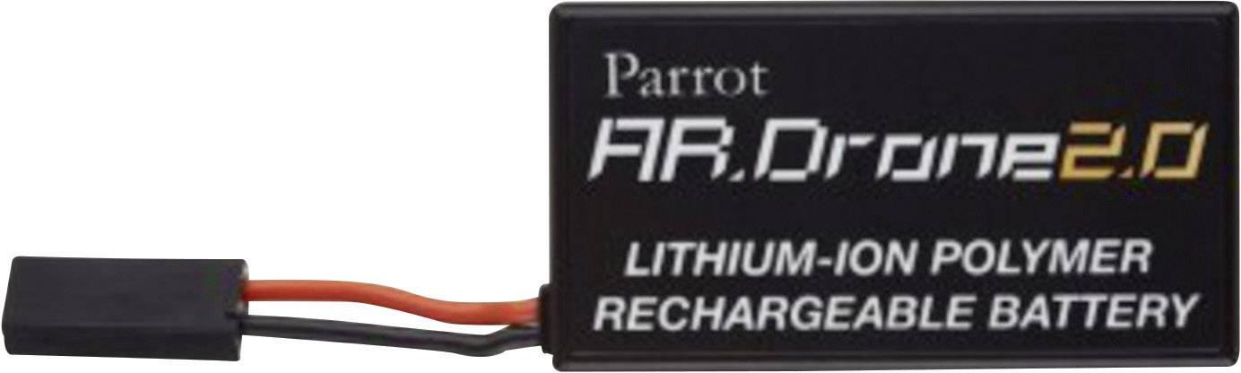 Akupack LiPol Parrot Box Hardcase 00730, 11.1 V, 1500 mAh, zástrčka Mini-Tamiya