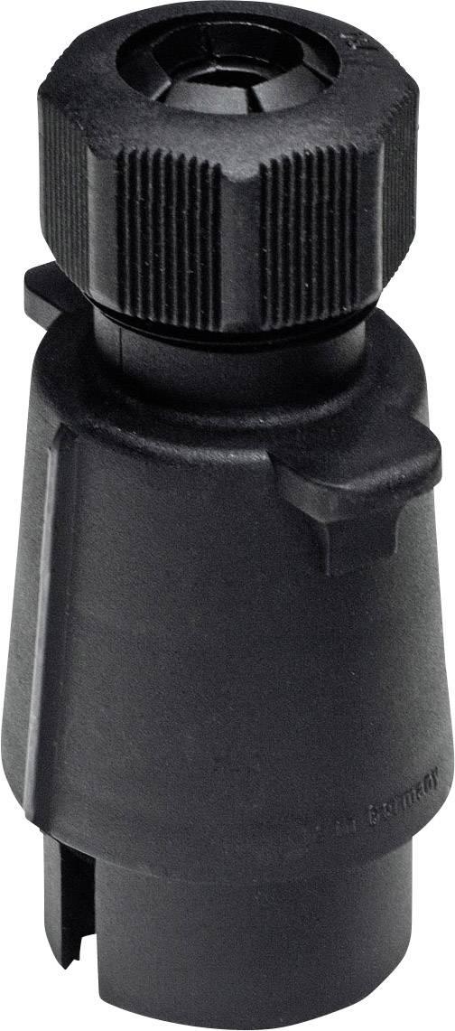 SecoRüt 20120, [7 pólová zásuvka - 7 pólová zástrčka], 12 V, plast ABS