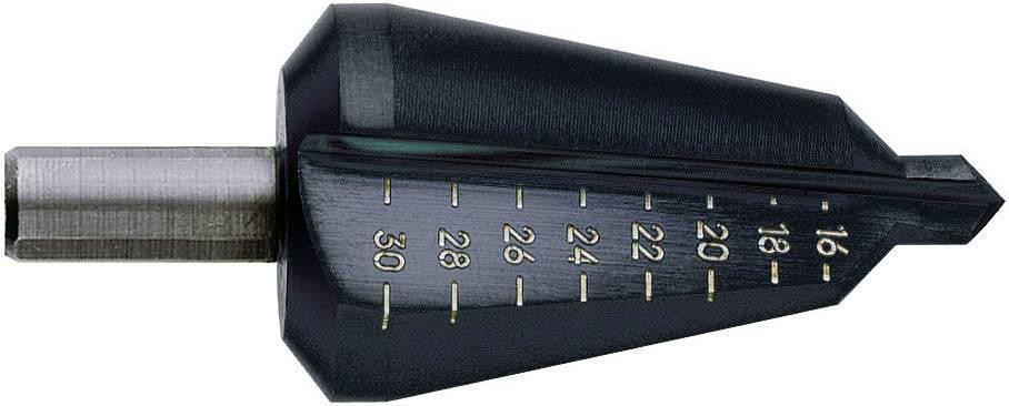 Lúpací vrták Exact 05227, 4 - 31 mm, TiAIN, 1 ks