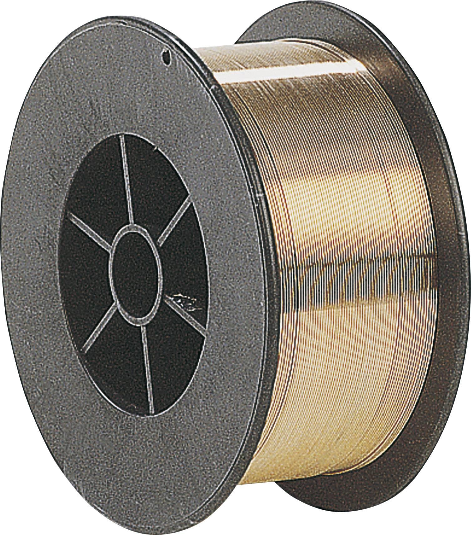 Svářecí drát ocelový 0,8 kg,/O 0,6 mm