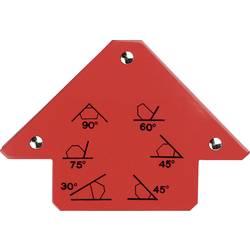 Úhlový magnet Brüder Mannesmann, 1278, 30/45/60/75/90°